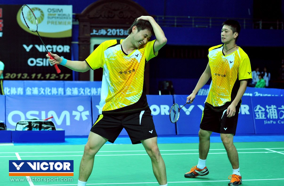 2013 Hong Kong Open Finals Report VICTOR Badminton