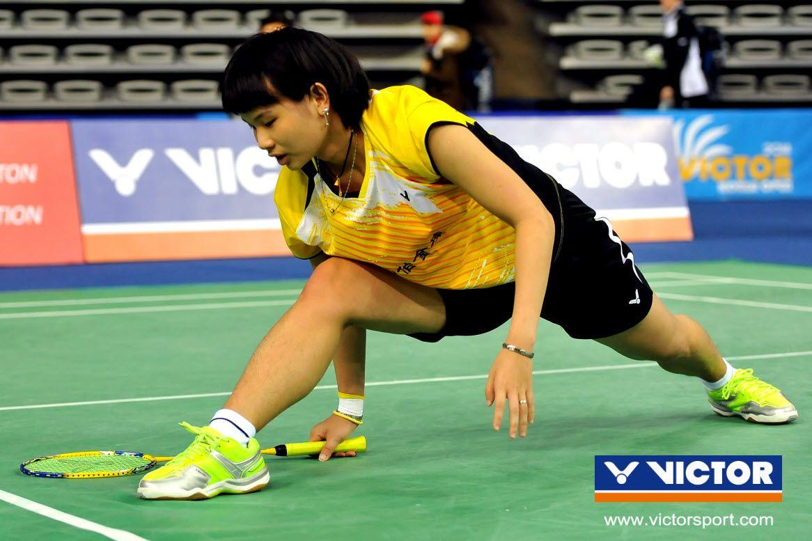 2014 VICTOR Korea Open Final Report VICTOR Badminton