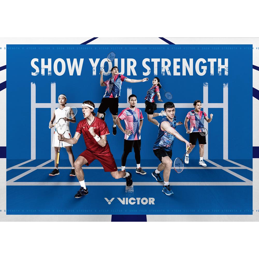 TEAM VICTOR | VICTOR Badminton | Thailand Badminton Player Png